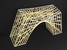 balsa wood bridge strongest design truss if you are looking for