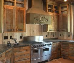 Reclaimed Skip Planed Gray Board Cabinets And Drawers Cabinet Doors Have A Tin Inset