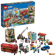 Lego City Capital 60200 Building Kit (1211 Piece) Multi | EBay