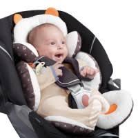 cale tete bebe pour siege auto réducteur de siège auto ou de poussette musical benbat pour enfant