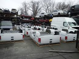 New Take Off Truck Beds - Ace Auto Salvage