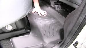Weathertech Floor Mats 2015 F250 by Review Of The Weathertech Rear Floor Liner On A 2016 Ford F 250