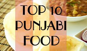 what cuisine top 10 popular punjabi food
