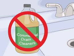 Slow Draining Bathroom Sink Pop Up by 3 Ways To Clean A Bathroom Sink Drain Wikihow