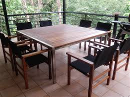 This Table Is 15m Square With A Byron Timber Insert