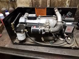 100 Truck Engine 2014 Webasto Water Heater