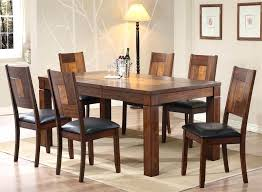 Solid Wood Dining Room Set Design With Sets Innovative Beautiful Real