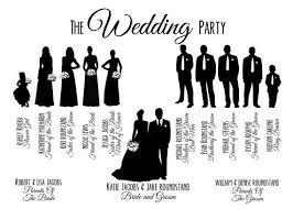 Bridal Party Clipart 1