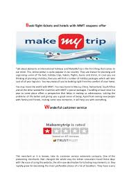 Book Flight Tickets And Hotels With Mmt Coupons Offer Makemytrip Discount Coupon Codes And Offers For October 2019 Leavenworth Oktoberfest Marathon Coupon Code Didi Outlet Store Hotel Flat 60 Cashback On Lemon Ultimate Hikes New Zealand Promo Paintbox Nyc Couponchotu Twitter Best Travel Only Your Grab 35 Off Instant Discount Intertional Hotels Apply Make My Trip Mmt Marvel Omnibus Deals Goibo Oct Up To Rs3500 Coupons Loot Offer Ge Upto 4000 Cashback 2223 Min Rs1000