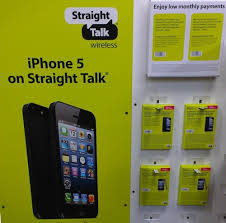 Walmart and Straight Talk Wireless Now Carrying iPhone 5 Mac Rumors