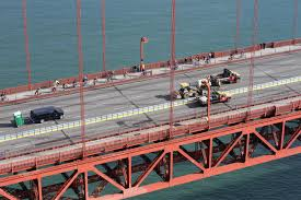 Golden Gate Bridge Movable Median Barrier | I Build America Golden Gate Truck Center 8200 Baldwin St Oakland Ca 94621 Ypcom Bridge To Get Movable Center Median Reduce Headon Coming Soon San Francisco The Lodge At The Presidio Turns Roving Rangers Bring Parks People 2016 Asla Parks History When Visit And How Beat Crowds Thor Tosses A Hammer Into Electric Derby Kqed Science Fire Engine Tours Two Days In Metropolitan Transportation Commission Chickfila Preliminary Plans For Mayfield Heights Hours Location Delta French Camp Other Bridges Urban Explorations Medium