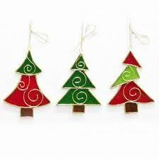 Easy Stained Glass Ornaments