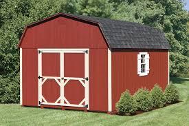 12x16 Barn Storage Shed Plans by Dutch Barn Sheds Cedar Craft Storage Solutions