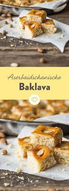 aserbaidschanische baklava