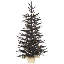 Artificial Christmas Trees Unlit Rustic Decor Vickerman 3 X 19 Pre Lit Pistol Pine Tree In