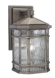 patriot lighting皰 kristine 14 1 4 silver 1 light outdoor wall