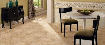 Tile Flooring Ideas For Your Dining Room Living And Hallways