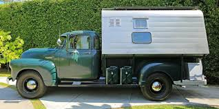 100 Truck With Camper For Sale Gordon White Magazine NICE CAR CAMPERS The Gallery