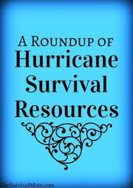 A Round Up Of Hurricane Survival Resources