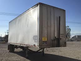 100 Schneider Used Trucks 1986 Strick Pup Van
