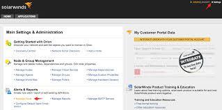 Solarwinds Web Help Desk Demo by Solarwinds Orion Integration Guide Pagerduty