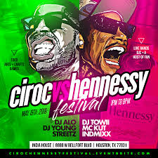 Ciroc Vs Hennessy Festival Tickets Sun May 19 2019 At 100 PM