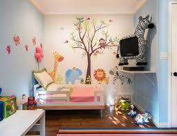 chambre bebe jungle chambre bébé thème jungle deco maison moderne