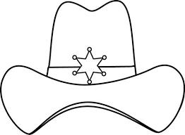 Pin Cowboy Clipart Funny Hat 7