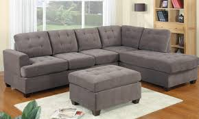 Chocolate Corduroy Sectional Sofa by Ashley Corduroy Sectional Sofa Centerfieldbar Com