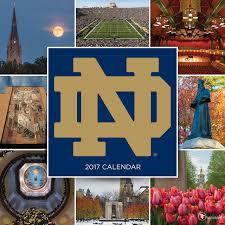 Notre Dame Pumpkin Stencil Print Out by 2017 University Of Notre Dame Wall Calendar Ncaa 9781624387036