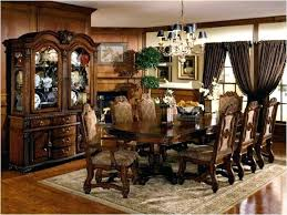 Elegant Formal Dining Rooms Medium Size Of Dinning Room Curtain Ideas