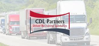 100 Truck Driver Recruiter Home CDL Partners