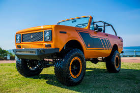 International Scout Restorations By Velocity Restorations In Pensacola Off Road 4x4 Trd Four Wheel Drive Mud Truck Jeep Scout 1970 Intertional 1200 Fire Truck Item Da8522 Sol 1974 Ii For Sale 107522 Mcg 1964 Harvester 80 Half Cab Junkyard Find 1972 The Truth 1962 Trucks 1971 800b 1820 Hemmings Motor Restorations Anything 1978 Terra Pickup 5 Things To Do With 43 Intionalharvester Scouts You Just Heres One Way To Bring An Ihc Into The 21st Century
