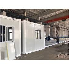 100 Container Houses China Laizhou Dingrong Steel Structure COLtd