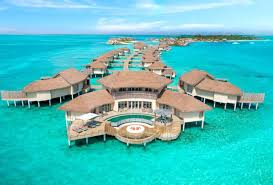 100 Maldives Lux Resort Stay In These New Ury Villas In The