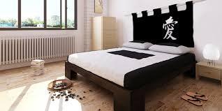 schlafzimmer im japanischen stil arpel naturholzmöbel