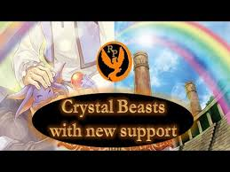 Crystal Beast Deck Ygopro by Search Result Youtube Video Crystal Beast New Cards