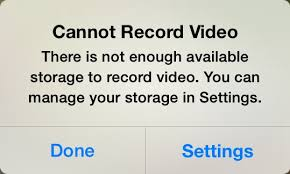 iPhone or iPad s storage almost full Tips on how to free up space