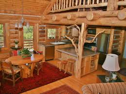 Rustic Log Cabin Kitchen Ideas by Kitchen Calm Rustic Kitchen Design With L Shape Wood Kitchen