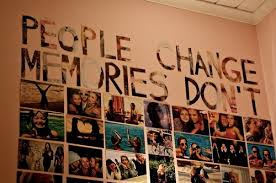 And If You Dont Want To Make A Collage Have But Just Put Bunch Of Pictures Posters On Your Walls Itll Look Awesome