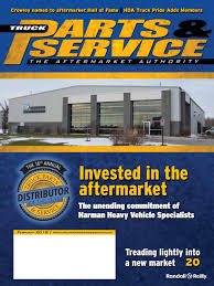 100 Truck Parts And Service 0218 By Richard Street Issuu