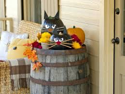 Scary Halloween Props Ideas by Outdoor Halloween Decorations For Kids Hgtv U0027s Decorating