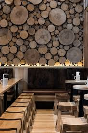Rustic Wall Covering Ideas Home Design Popular Creative And