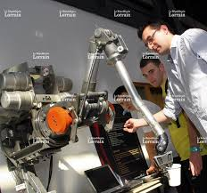 chambre de commerce thionville moselle des robots qui parlent aux ados