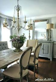 Home Decor Ideas For Dining Rooms French Inspired Room Country