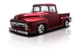 100 1956 Ford Pickup Truck 134978 F100 RK Motors Classic Cars For Sale
