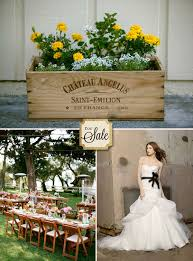 Rustic Wedding Decor For Sale Wooden Crates