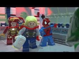 that sinking feeling lego marvel stan lego marvel superheroes chapter 10 that sinking feeling thor