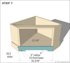 plans to build corner bench seating plans pdf plans