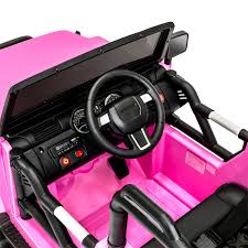 Best Choice Products 12V Ride On Car Truck W// Remote Control, 3 ... Traxxas Slash 2wd Pink Edition Rc Hobby Pro Buy Now Pay Later Tra580342pink Series 110 Scale Electric Remote Control Trucks Pictures Best Choice Products 12v Ride On Car Kids Shop Kidzone 2 Seater For Toddlers On Truck With Telluride 4wd Extreme Terrain Rtr W 24ghz Radio Short Course Race Wpink Body Tra58024pink Cars Battery Light Powered Toys Boys At For To In 2019 W 3 Very Pregnant Jem 4x4s Youtube Pinky Overkill
